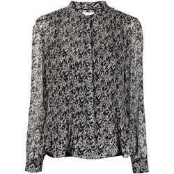 vaatteet Naiset Topit / Puserot Calvin Klein Jeans K20K202623 Musta