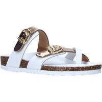 kengät Lapset Varvassandaalit Bionatura 22B 1020 Valkoinen