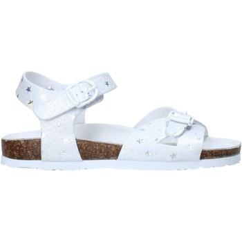 kengät Lapset Sandaalit ja avokkaat Bionatura 22B 1005 Valkoinen