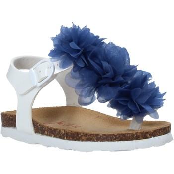kengät Lapset Varvassandaalit Bionatura 22B 1007 Valkoinen