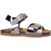 kengät Tytöt Sandaalit ja avokkaat Bionatura 22B 1005 Harmaa
