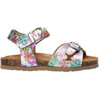 kengät Lapset Sandaalit ja avokkaat Bionatura 22B 1005 Vaaleanpunainen
