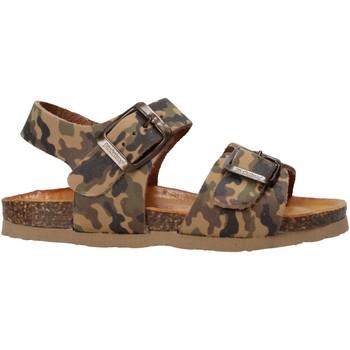 kengät Lapset Sandaalit ja avokkaat Bionatura 22B 1002 Vihreä