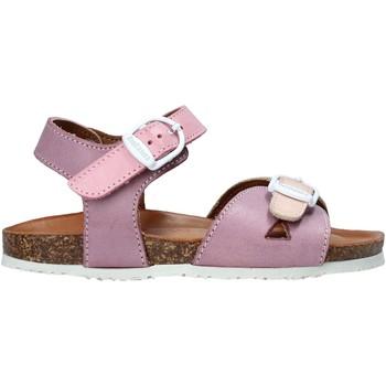 kengät Tytöt Sandaalit ja avokkaat Bionatura CHIARA Vaaleanpunainen