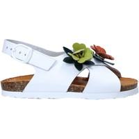 kengät Tytöt Sandaalit ja avokkaat Bionatura 22B 1047 Valkoinen