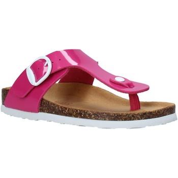 kengät Lapset Varvassandaalit Bionatura 22B 1010 Vaaleanpunainen