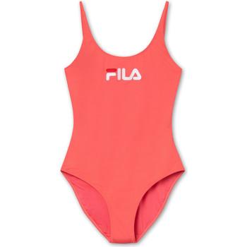 vaatteet Tytöt Verryttelypuvut Fila 688674 Vaaleanpunainen