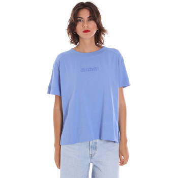 vaatteet Naiset Lyhythihainen t-paita Invicta 4451248/D Sininen