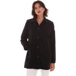 vaatteet Naiset Takit Museum MS21BEDJA23NY910 Musta