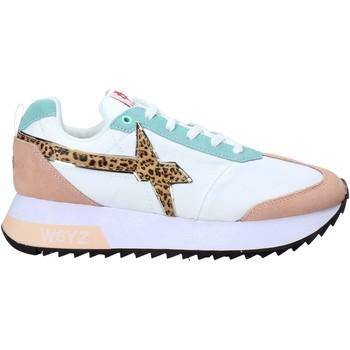 kengät Naiset Matalavartiset tennarit W6yz 2013564 01 Valkoinen