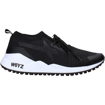 kengät Naiset Matalavartiset tennarit W6yz 2014538 01 Musta