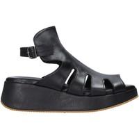 kengät Naiset Sandaalit ja avokkaat Sshady L2403 Musta