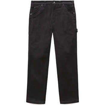 vaatteet Naiset 5-taskuiset housut Dickies DK0A4XJHBLK1 Harmaa