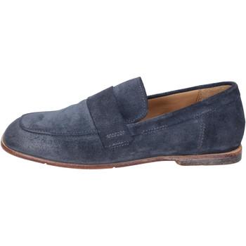 kengät Naiset Mokkasiinit Moma BH794 Sininen