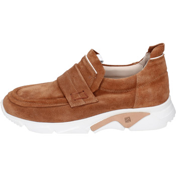 kengät Miehet Tennarit Moma BH796 Ruskea