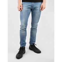 vaatteet Miehet Slim-farkut Wrangler Bryson W14XEH76B blue