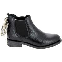 kengät Naiset Bootsit Goodstep Boots Rio Noir Musta