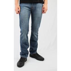 vaatteet Miehet Suorat farkut Lee Knox L7132170 blue