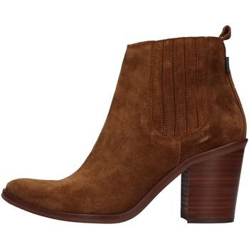 kengät Naiset Nilkkurit Dakota Boots DKT24 BROWN