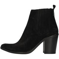 kengät Naiset Nilkkurit Dakota Boots DKT24 BLACK