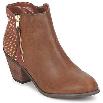 kengät Naiset Nilkkurit Blink MARA CAMEL