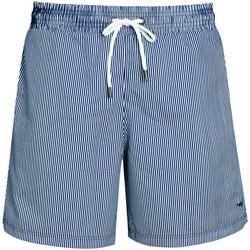 vaatteet Miehet Uima-asut / Uimashortsit Mey 45635 - 668 Sininen
