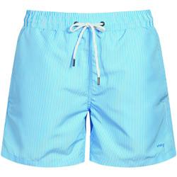 vaatteet Miehet Uima-asut / Uimashortsit Mey 45635 - 606 Sininen