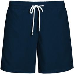 vaatteet Miehet Uima-asut / Uimashortsit Mey 45535 - 668 Sininen