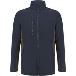 vaatteet Takit Henbury HB835 Navy/Charcoal