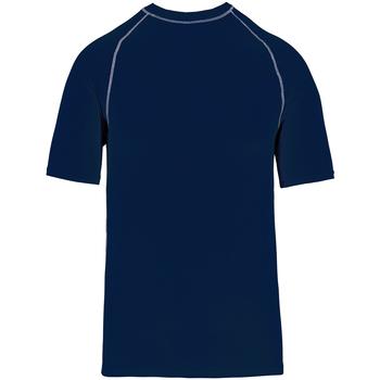 vaatteet Lyhythihainen t-paita Proact PA4007 Sporty Navy