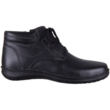 kengät Miehet Bootsit Josef Seibel Anvers Mustat