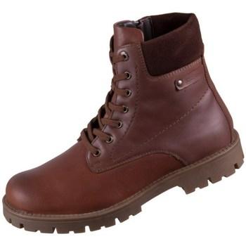 kengät Miehet Bootsit Josef Seibel Cheston 01 Ruskeat