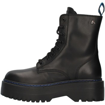 kengät Naiset Nilkkurit Just Another Copy BLA101 BLACK