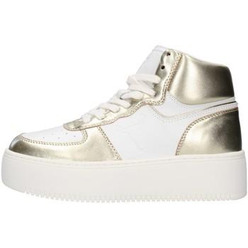 kengät Naiset Korkeavartiset tennarit Windsor Smith WSPTHRIVE GOLD