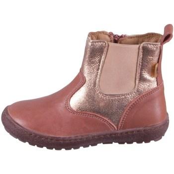 kengät Tytöt Nilkkurit Bisgaard Ebba Vaaleanpunaiset