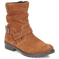 kengät Tytöt Bootsit Ricosta RAJSA Brown