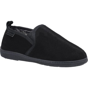 kengät Miehet Tossut Hush puppies  Black