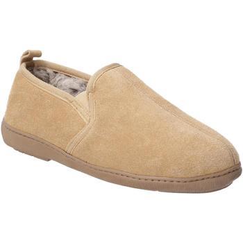 kengät Miehet Tossut Hush puppies  Tan
