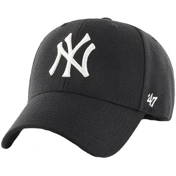 Asusteet / tarvikkeet Lippalakit 47 Brand New York Yankees MVP Cap Noir