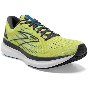 kengät Miehet Juoksukengät / Trail-kengät Brooks Glycerin 19 Keltaiset