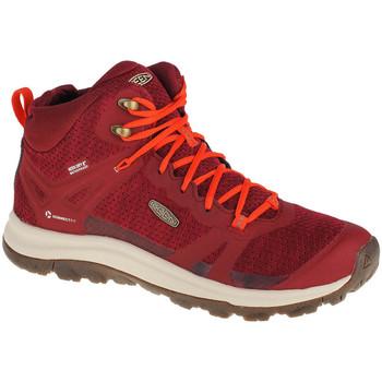 kengät Naiset Vaelluskengät Keen Terradora II Wp Rouge