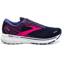 kengät Naiset Fitness / Training Brooks Ghost 14 Mustat