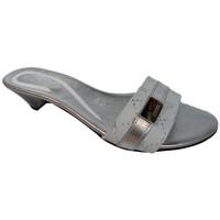 kengät Naiset Sandaalit Keys  Hopea