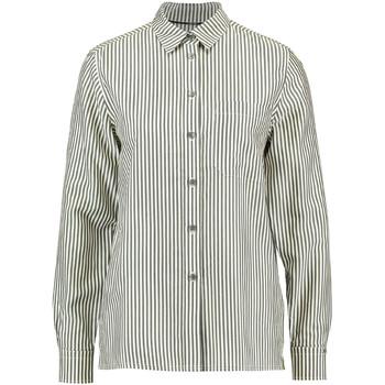 vaatteet Naiset Paitapusero / Kauluspaita Calvin Klein Jeans K20K201688 Valkoinen
