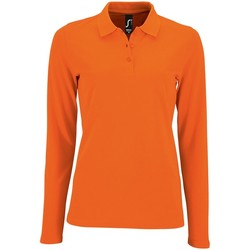 vaatteet Naiset T-paidat & Poolot Sols 02083 Orange