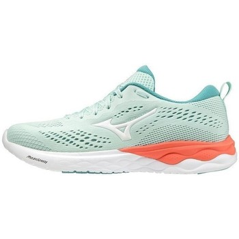 kengät Naiset Juoksukengät / Trail-kengät Mizuno Wave Revolt 2 Vaaleanvihreä