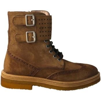 kengät Naiset Nilkkurit Calce  Marrón