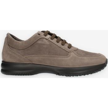 kengät Miehet Matalavartiset tennarit IgI&CO 81151 Brown