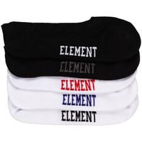 Asusteet / tarvikkeet Miehet Sukat Element Low-rise socks 5 p. Monivärinen