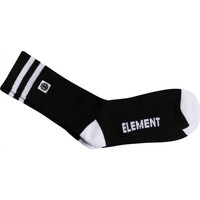 Asusteet / tarvikkeet Miehet Sukat Element Clearsight socks Musta